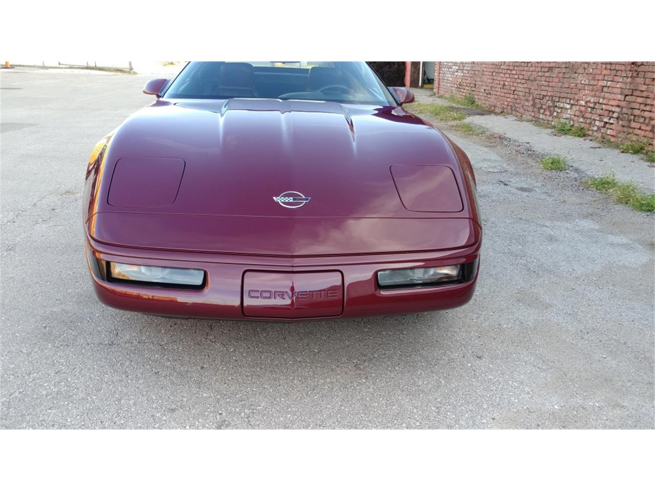 Large Picture of '93 Corvette - MO2A