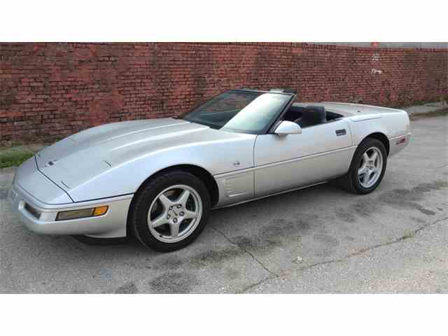 Picture of '96 Corvette - MO2C