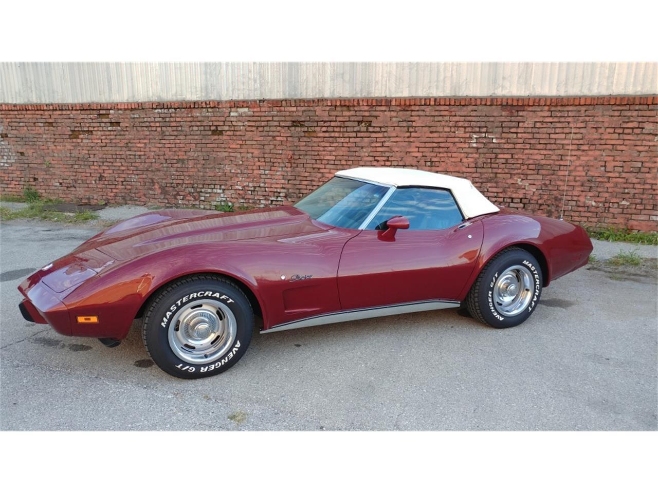 Large Picture of '75 Chevrolet Corvette - $29,995.00 - MO2D