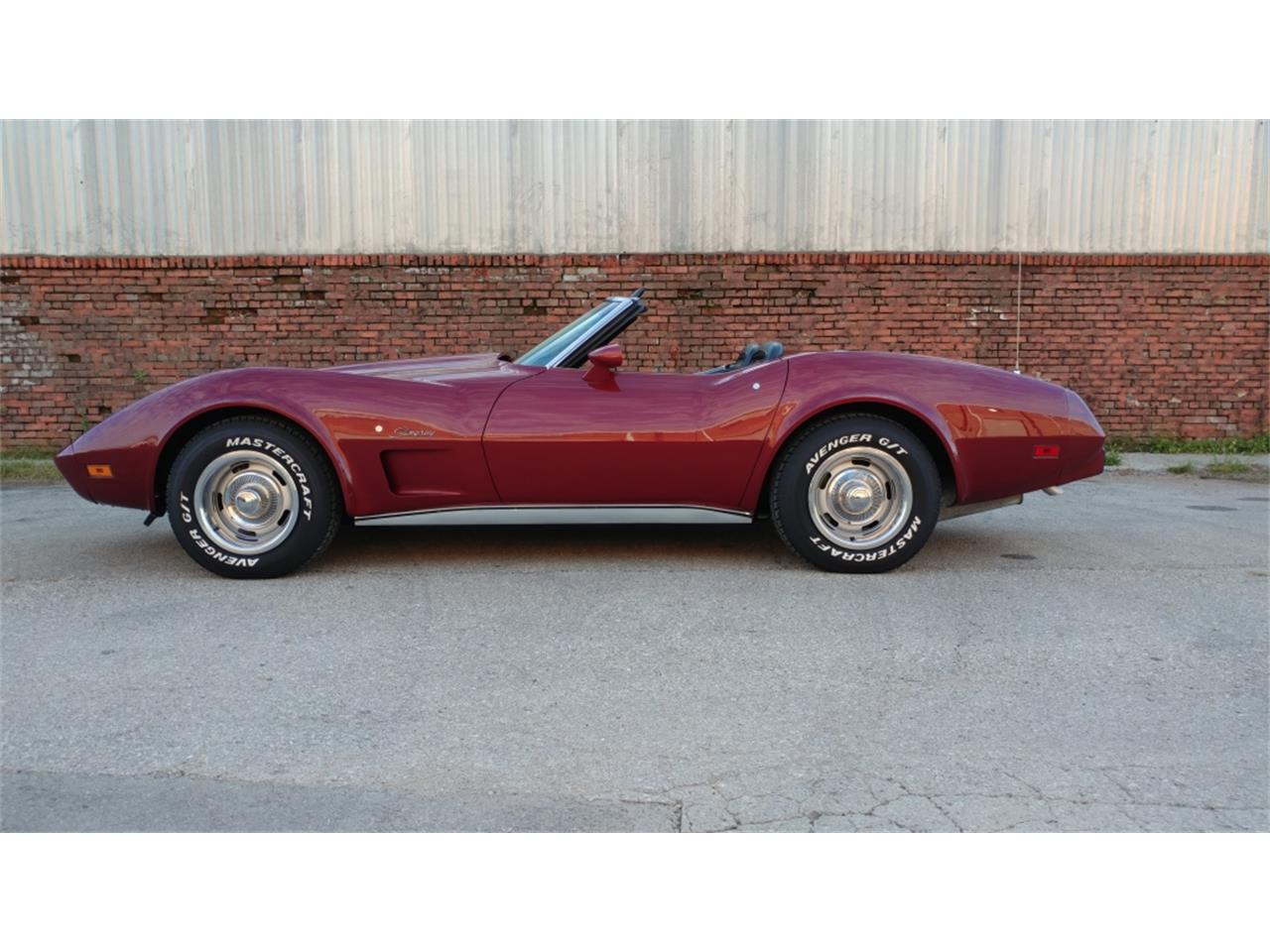 Large Picture of 1975 Corvette located in Missouri Offered by Vintage Vettes, LLC - MO2D