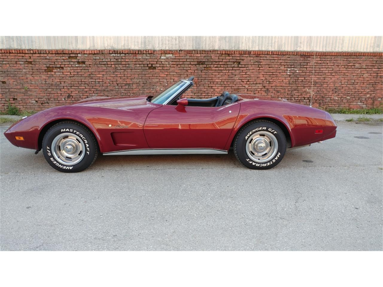 Large Picture of '75 Corvette Offered by Vintage Vettes, LLC - MO2D