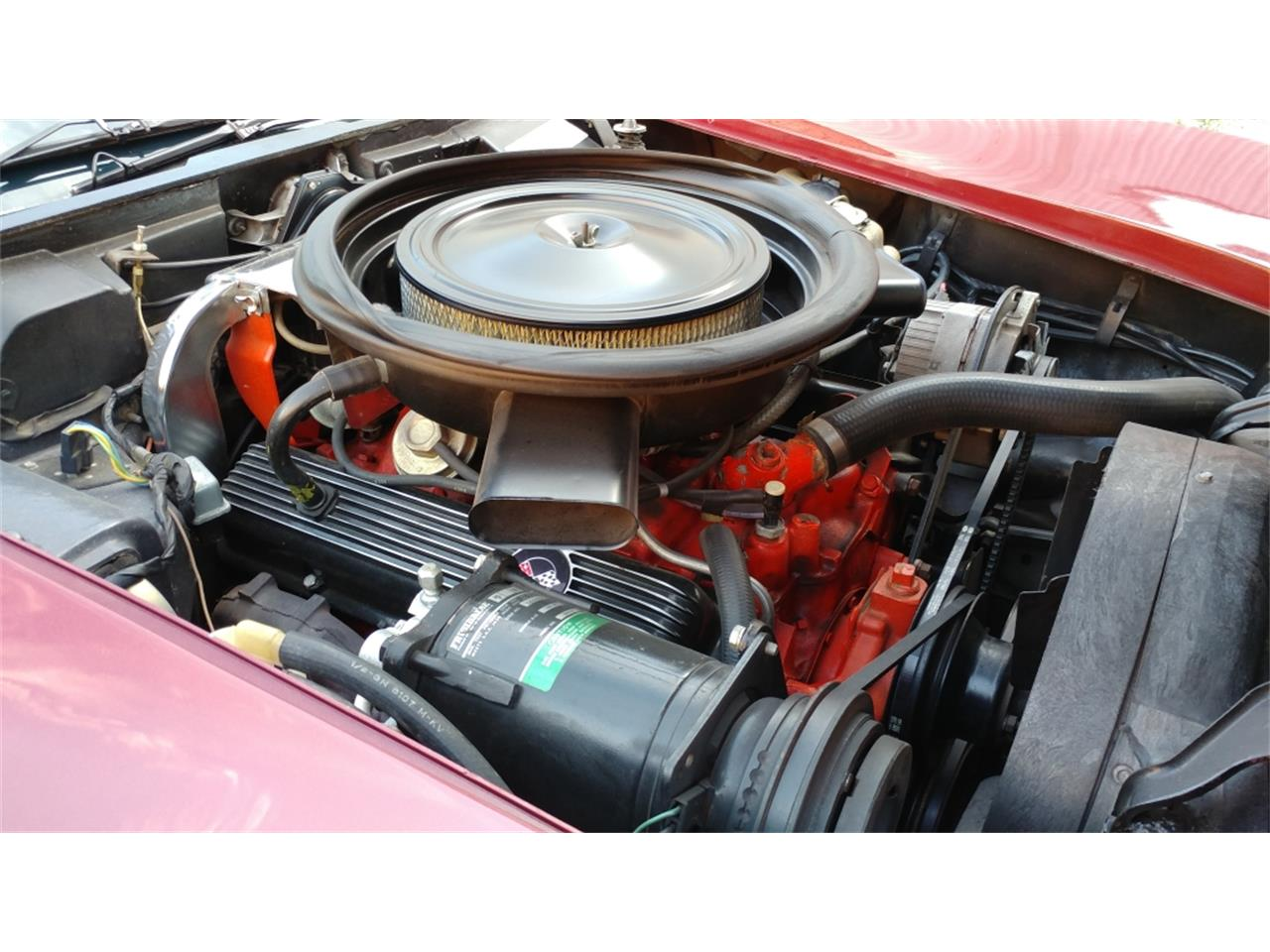 Large Picture of 1975 Chevrolet Corvette Offered by Vintage Vettes, LLC - MO2D