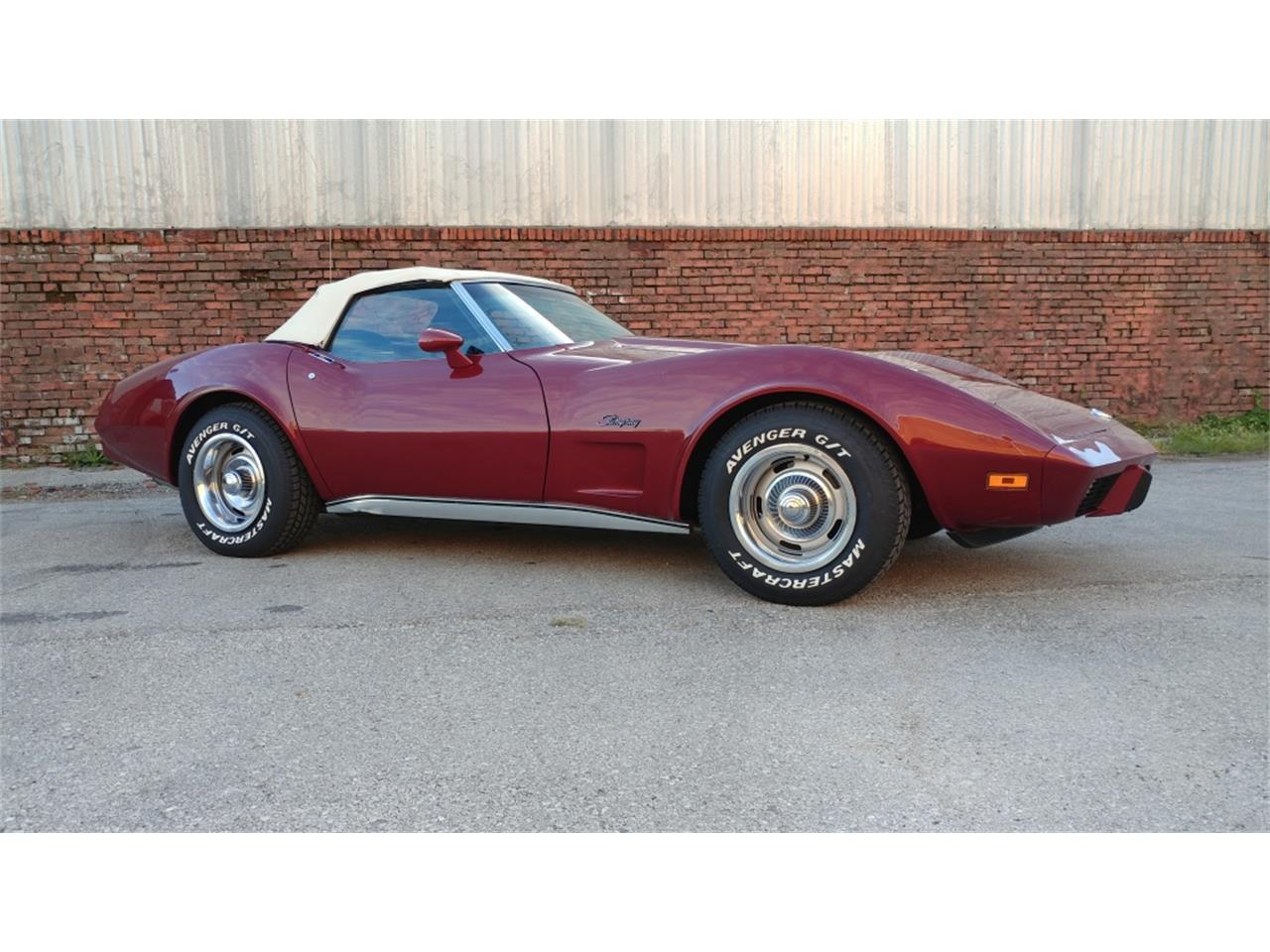Large Picture of 1975 Chevrolet Corvette - $29,995.00 - MO2D