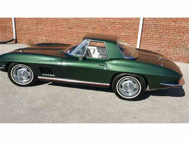 Picture of '67 Corvette located in N. Kansas City Missouri - $59,950.00 - MO2F