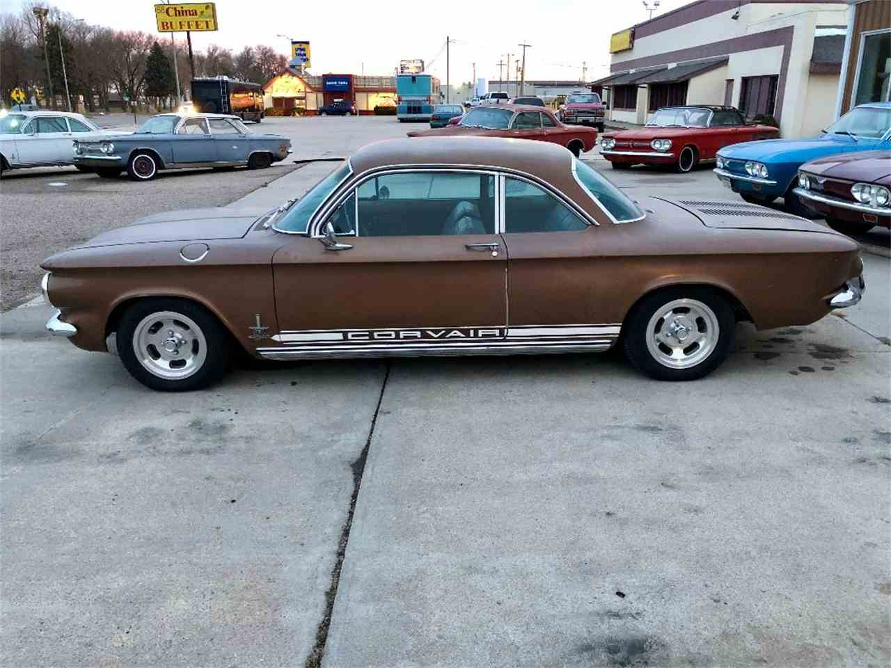 Large Picture of '63 Corvair - MO2G