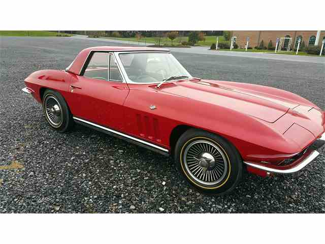 Picture of '65 Chevrolet Corvette located in Missouri Offered by Vintage Vettes, LLC - MO2I