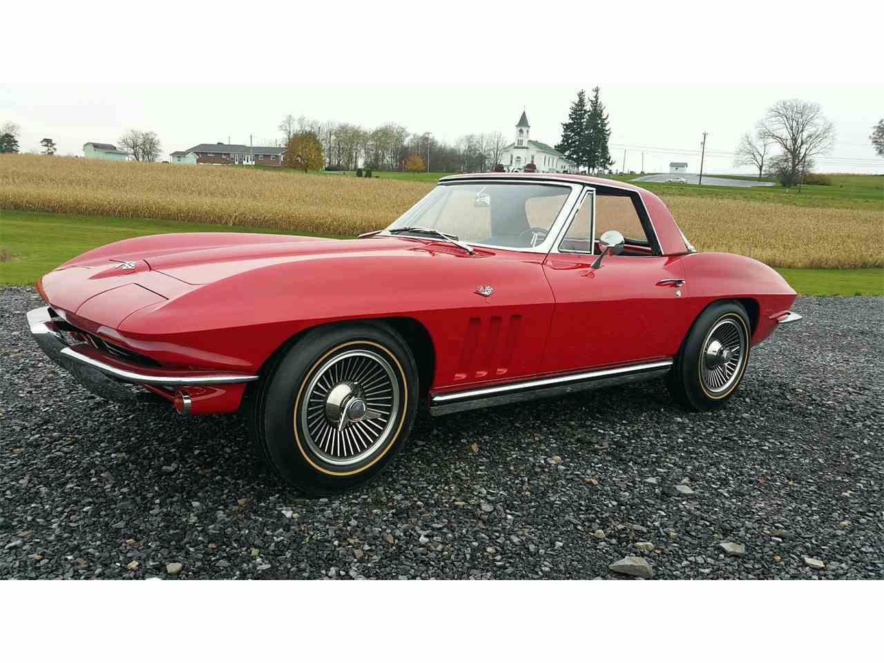 Large Picture of Classic 1965 Chevrolet Corvette - $69,995.00 - MO2I