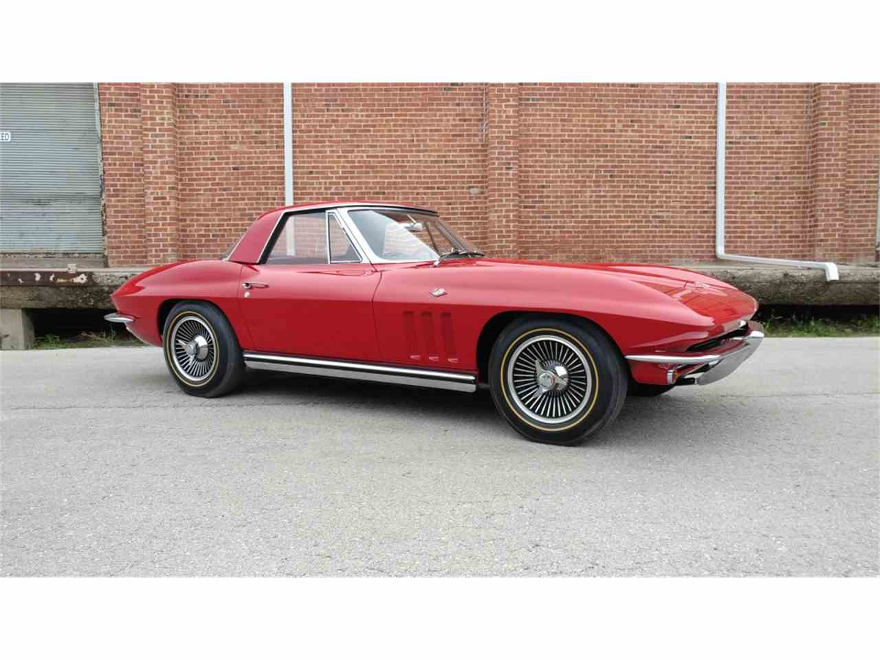 Large Picture of 1965 Chevrolet Corvette Offered by Vintage Vettes, LLC - MO2I
