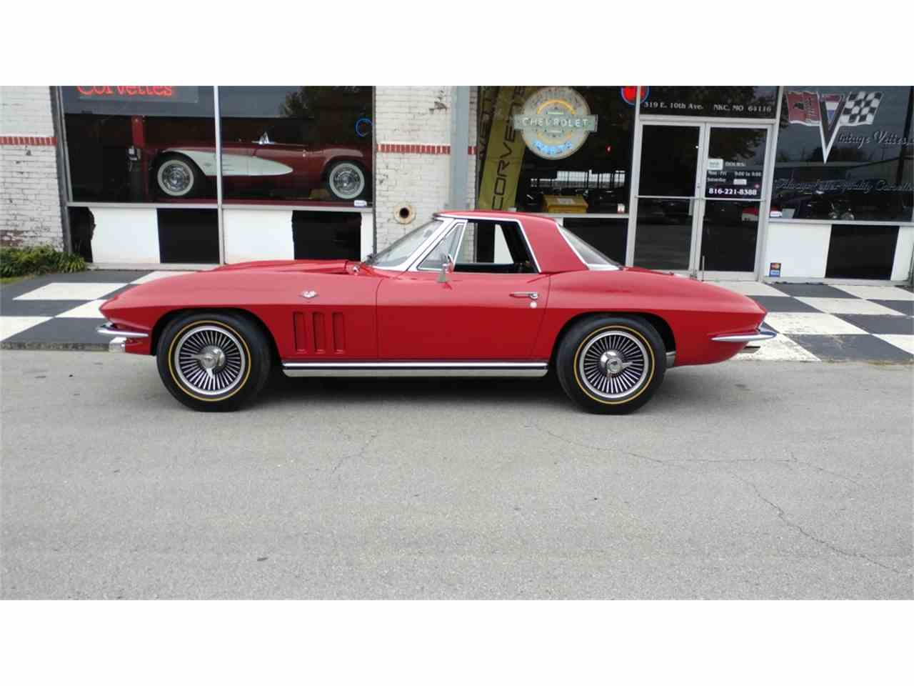Large Picture of 1965 Corvette Offered by Vintage Vettes, LLC - MO2I