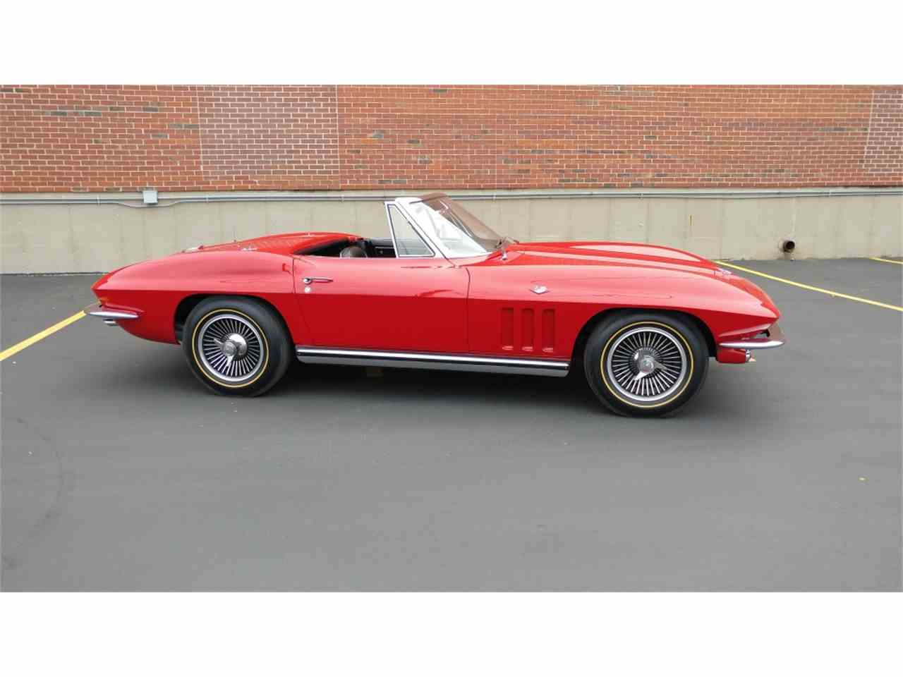 Large Picture of Classic 1965 Corvette located in N. Kansas City Missouri - $69,995.00 - MO2I