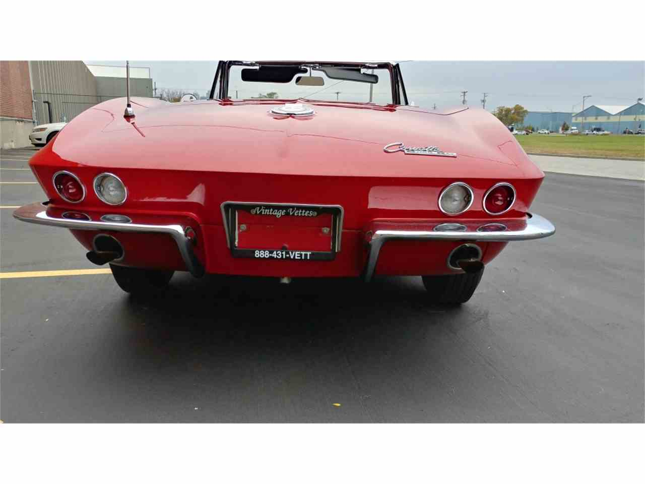 Large Picture of Classic 1965 Chevrolet Corvette located in Missouri Offered by Vintage Vettes, LLC - MO2I
