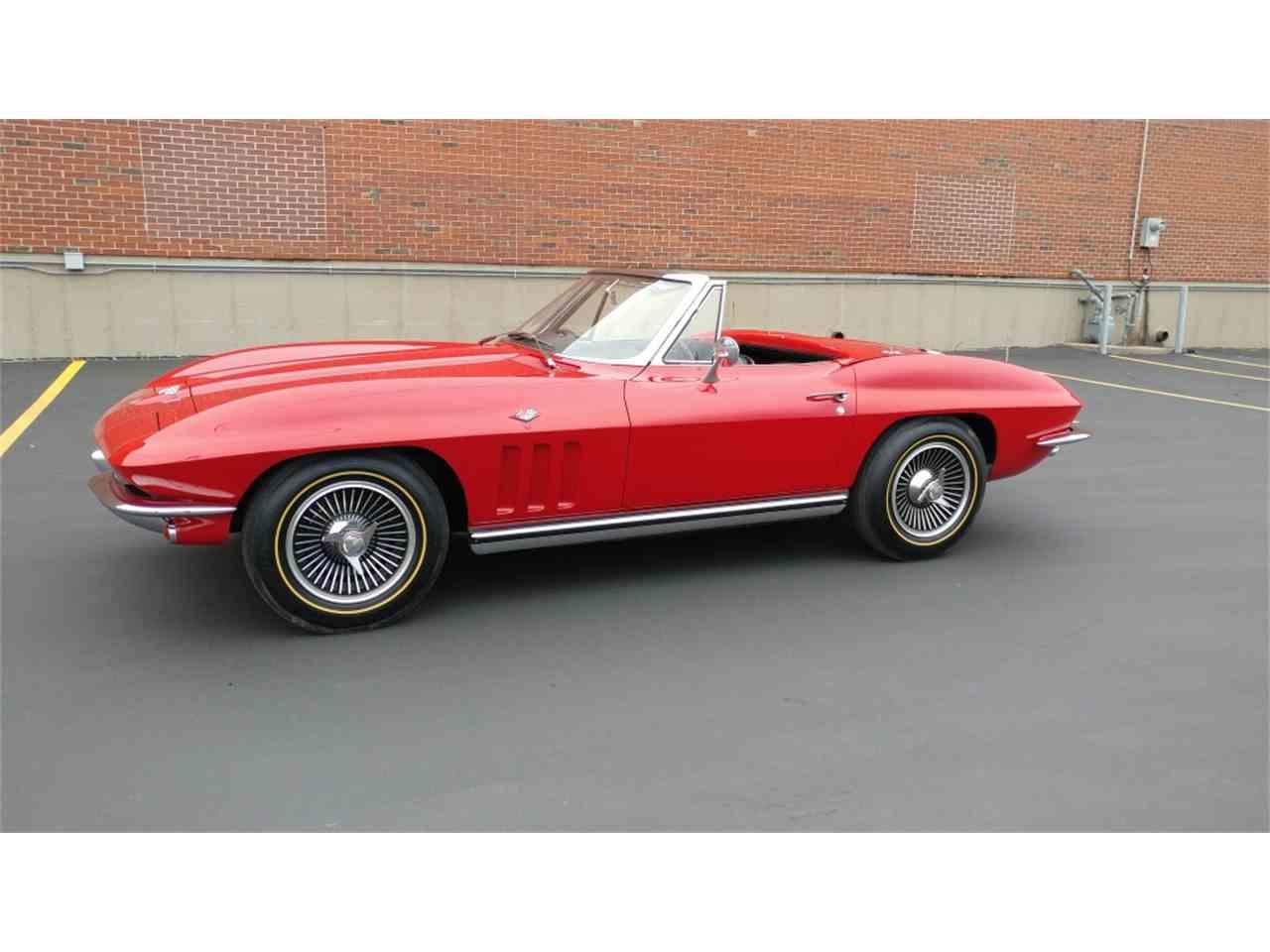 Large Picture of Classic '65 Chevrolet Corvette located in Missouri - $69,995.00 - MO2I