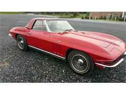 Picture of Classic '65 Chevrolet Corvette located in N. Kansas City Missouri Offered by Vintage Vettes, LLC - MO2I