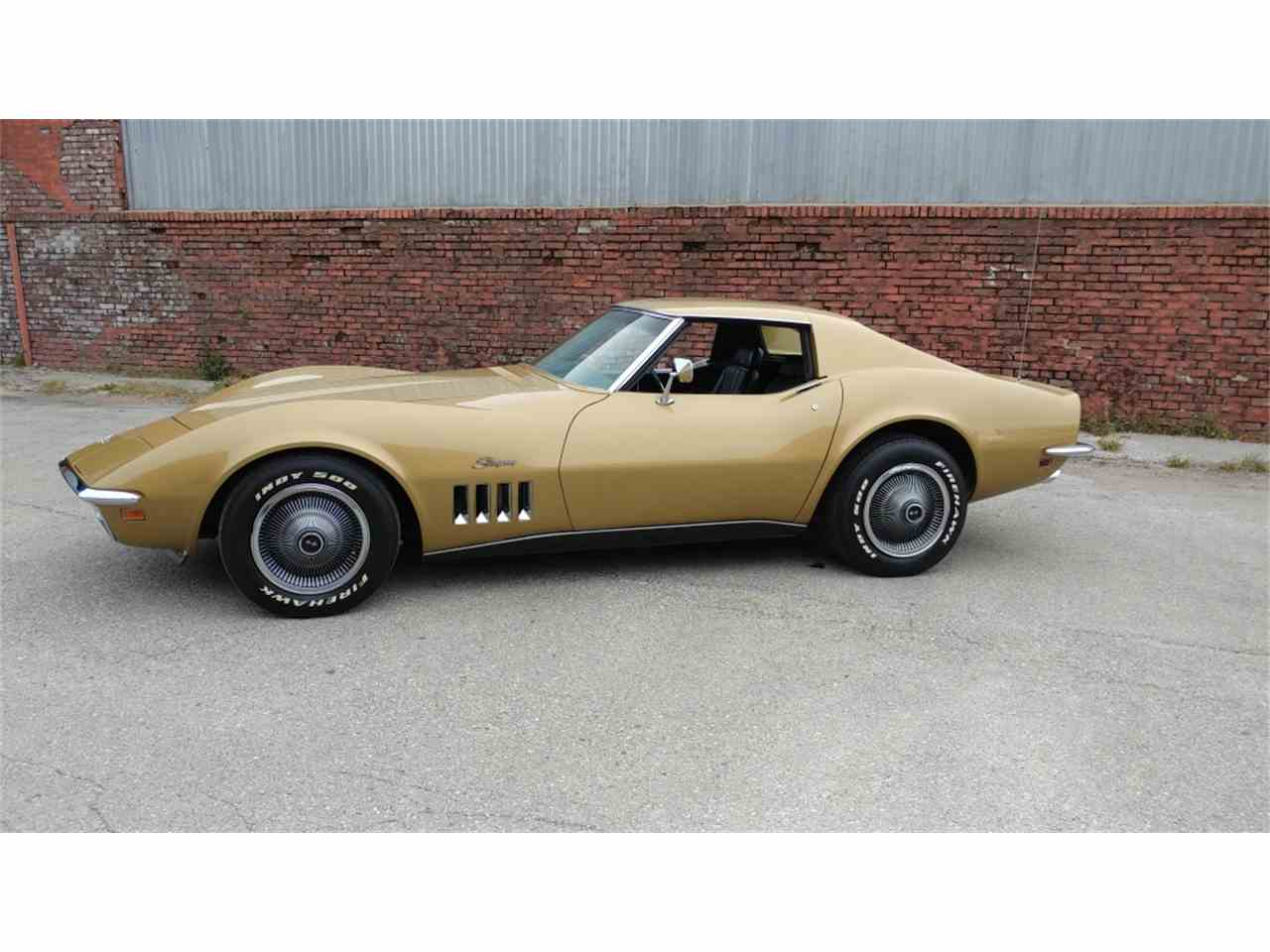 Large Picture of '69 Corvette - MO2J