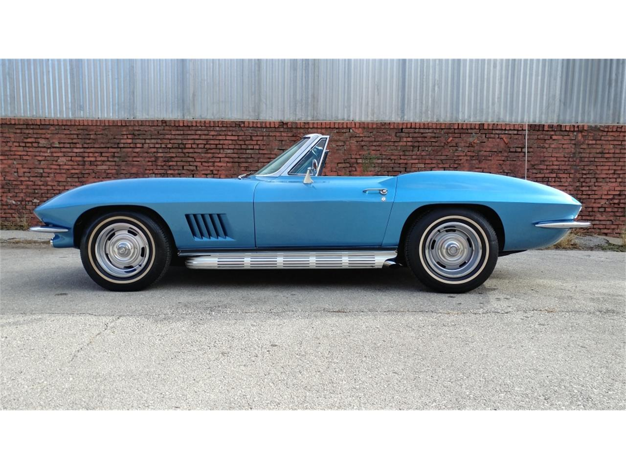 Large Picture of Classic '67 Corvette located in Missouri - $69,500.00 - MO2L