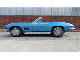 Picture of Classic 1967 Corvette located in Missouri - MO2L