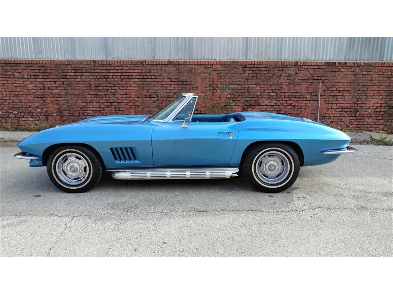 Large Picture of Classic '67 Chevrolet Corvette located in Missouri - $69,500.00 - MO2L