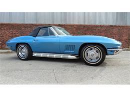 Picture of Classic '67 Corvette located in N. Kansas City Missouri - MO2L