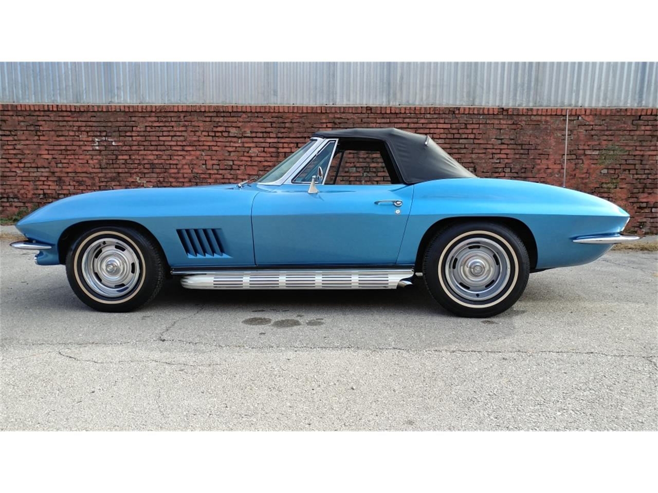 Large Picture of 1967 Chevrolet Corvette located in Missouri - $69,500.00 Offered by Vintage Vettes, LLC - MO2L