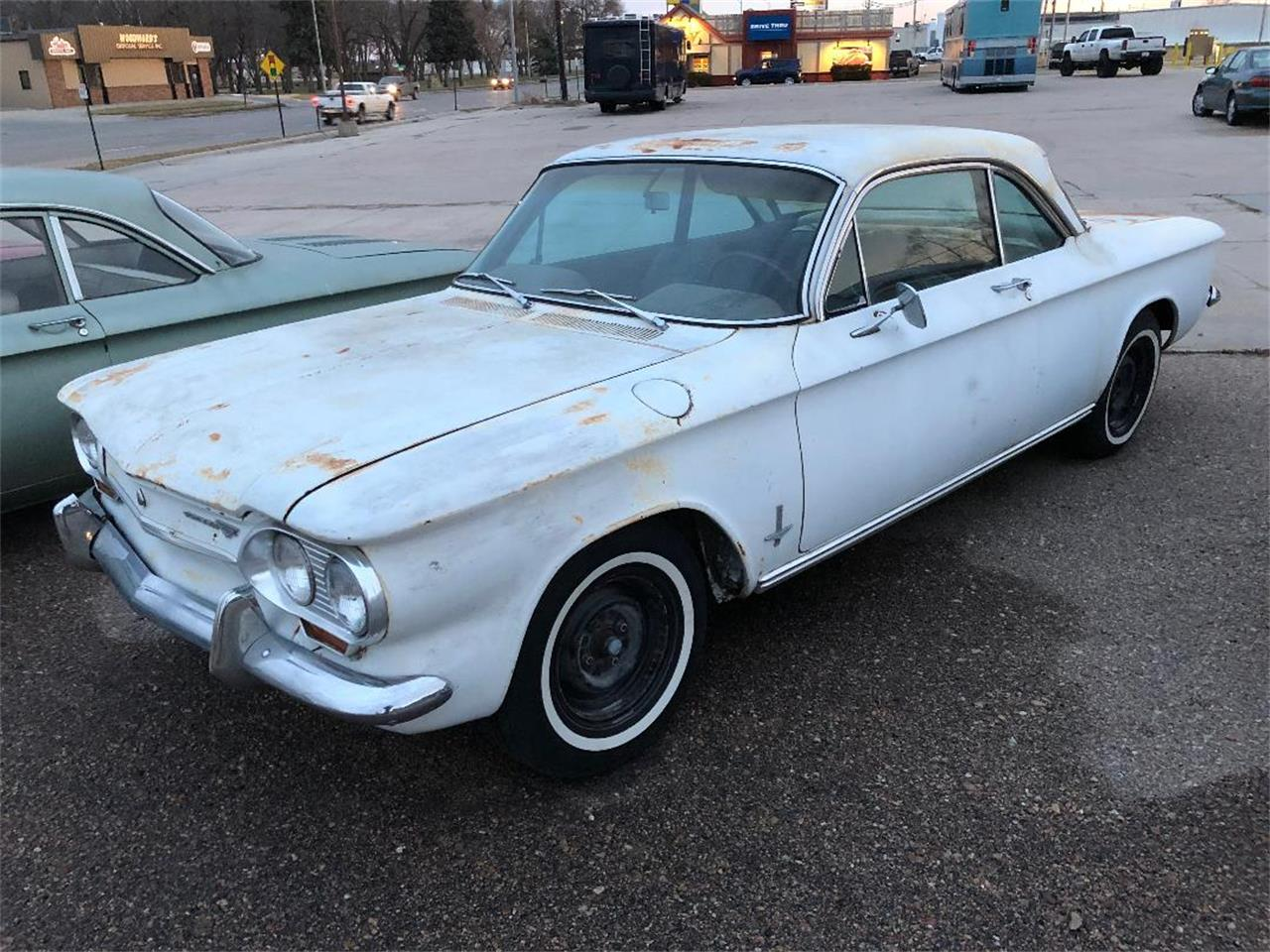 Large Picture Of 63 Corvair Monza Located In Hastings Nebraska 1 800 00 Offered By Shade S
