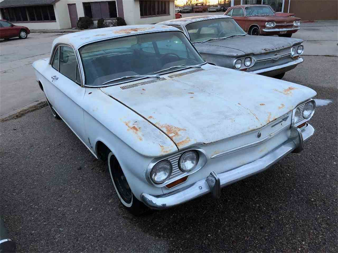 Large Picture of '63 Corvair Monza - MO2M