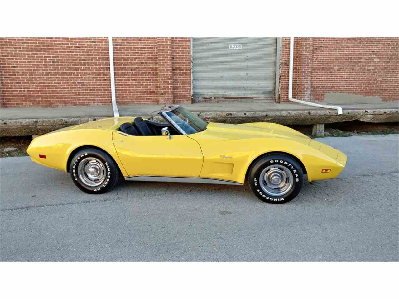 Large Picture of '74 Corvette - MO2N