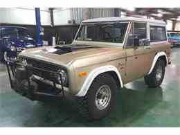 Picture of '74 Bronco - MO2Q