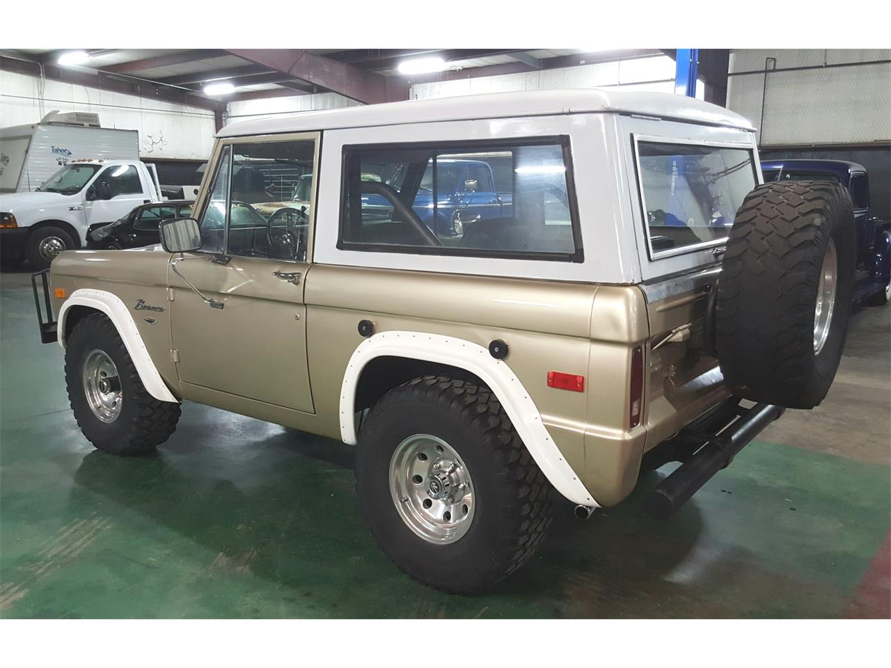 Large Picture of 1974 Ford Bronco located in Texas - $18,900.00 - MO2Q