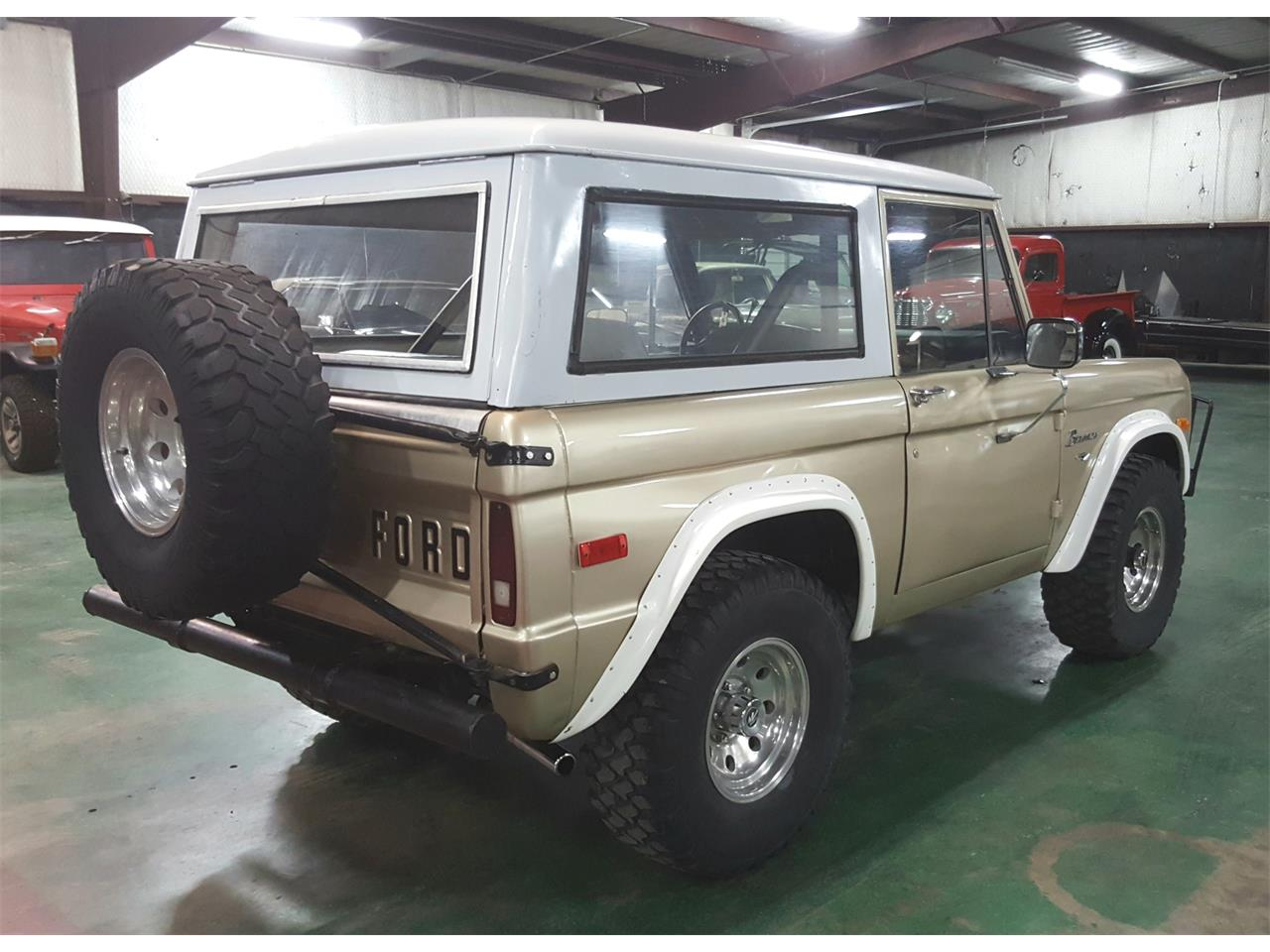 Large Picture of 1974 Ford Bronco located in Sherman Texas Offered by PC Investments - MO2Q
