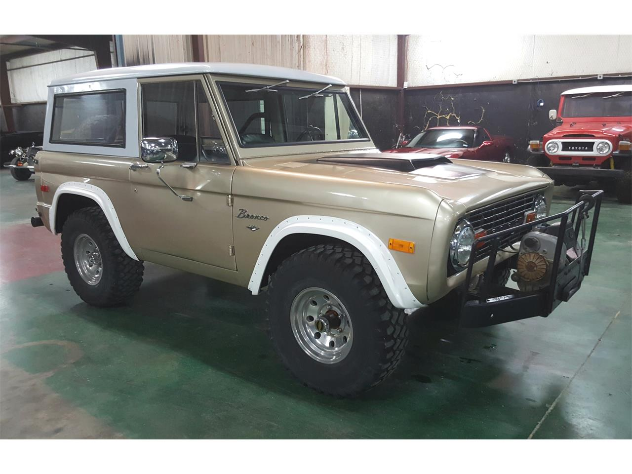 Large Picture of '74 Ford Bronco located in Sherman Texas Offered by PC Investments - MO2Q