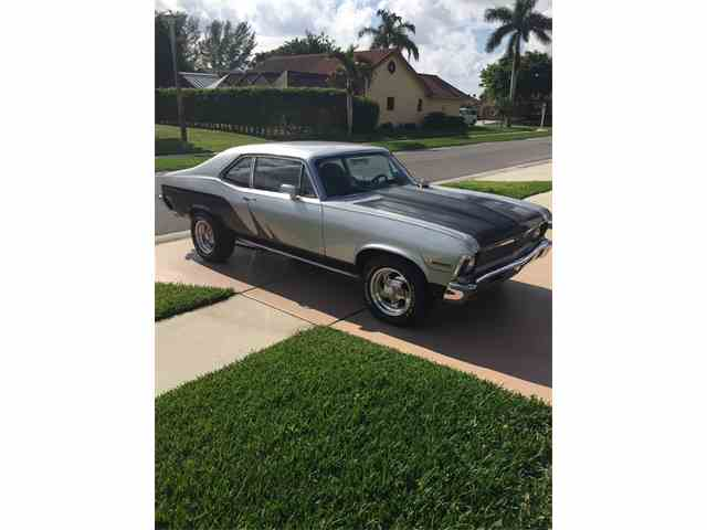 Picture of Classic 1970 Chevrolet Nova located in FLORIDA Offered by a Private Seller - MO2U