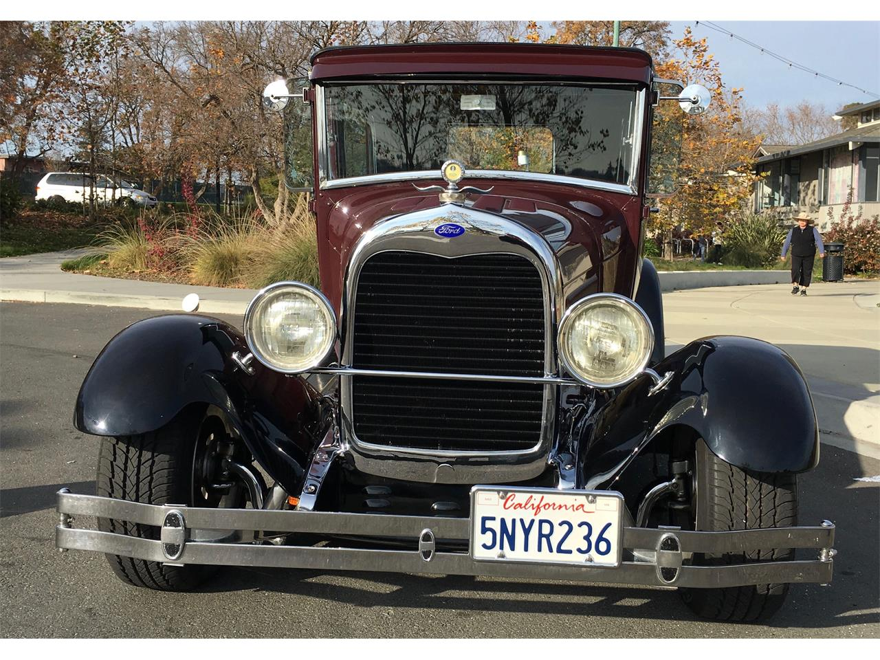 Large Picture of '29 Tudor - MO2W