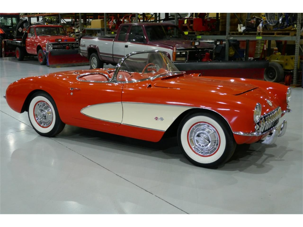 Large Picture of '57 Corvette - MO2Z