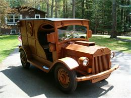 Picture of '36 Woody Wagon - MO30