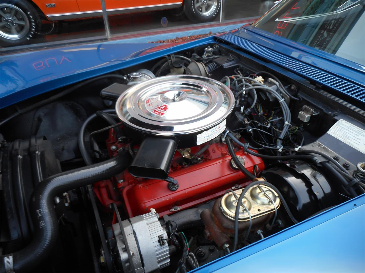 Large Picture of 1971 Corvette located in Gilroy CaliforniaC - $34,900.00 Offered by Checkered Flag Classic Inc. - MO34