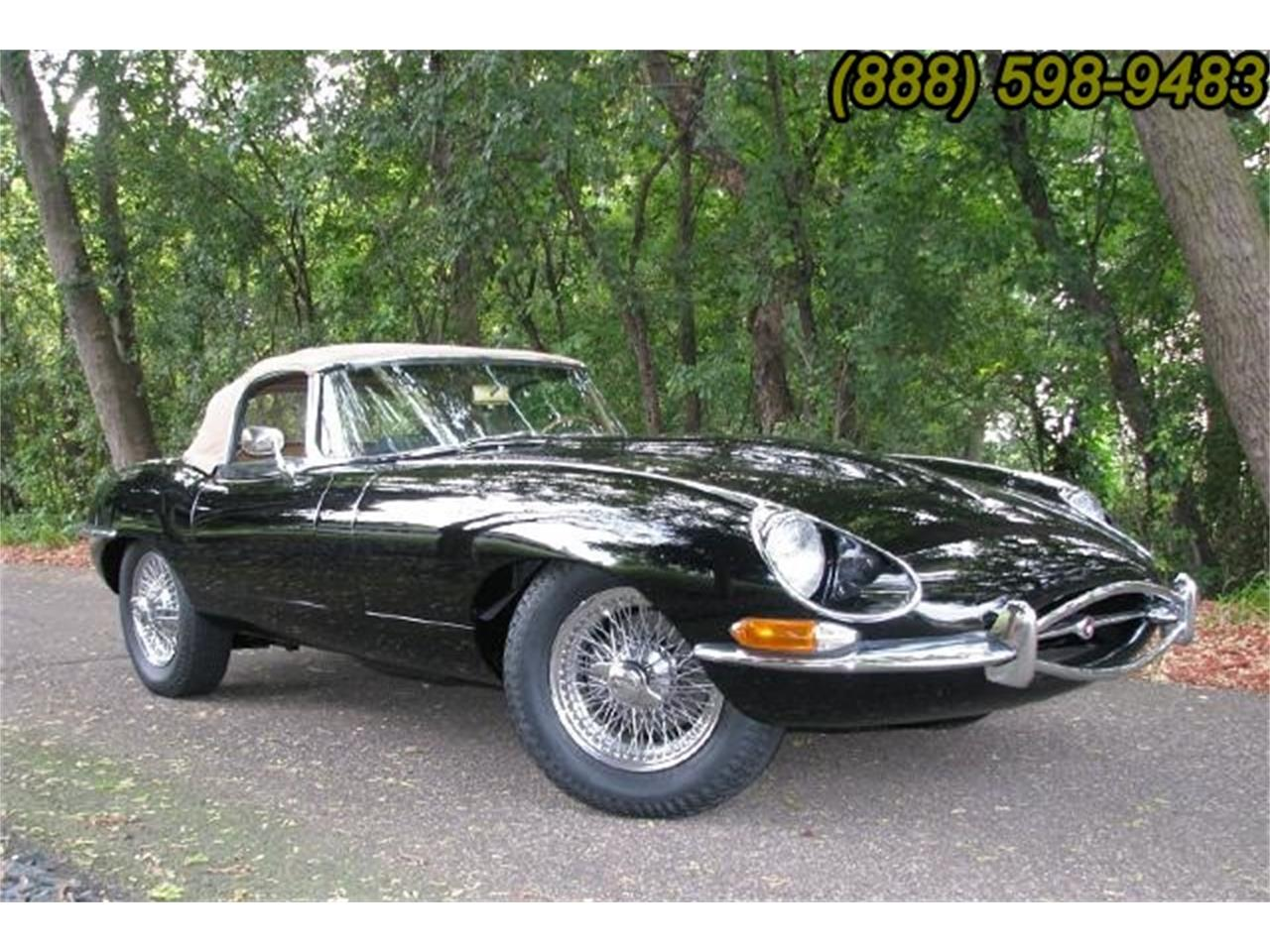 Large Picture of 1967 Jaguar E-Type located in Missouri - $60,900.00 - MO38