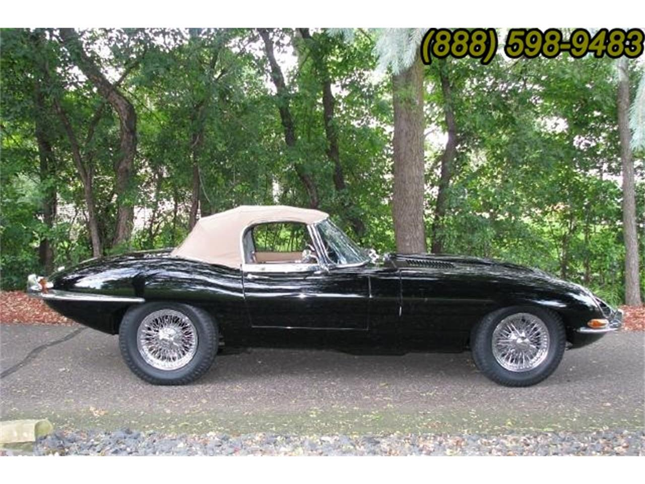 Large Picture of Classic 1967 Jaguar E-Type located in Marshfield Missouri - $60,900.00 - MO38
