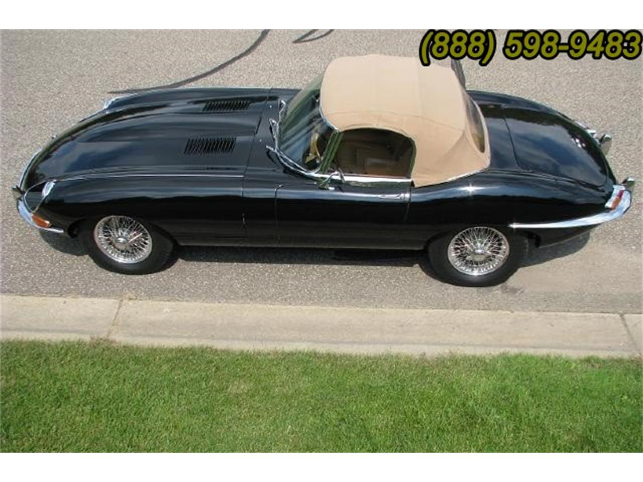 Large Picture of Classic '67 E-Type located in Missouri - $60,900.00 - MO38