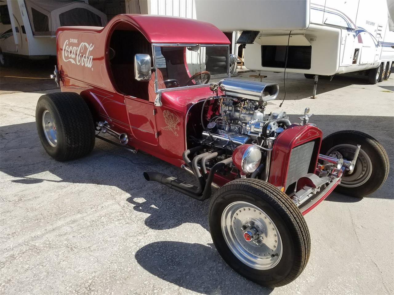 Large Picture of 1925 Pickup located in Florida Auction Vehicle Offered by Auction America - MO39