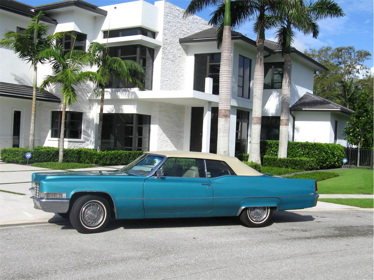 Large Picture of '69 DeVille - MO3D