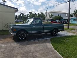 Picture of Classic '72 Chevrolet C10 located in Lantana Florida Offered by Auction America - MO3F