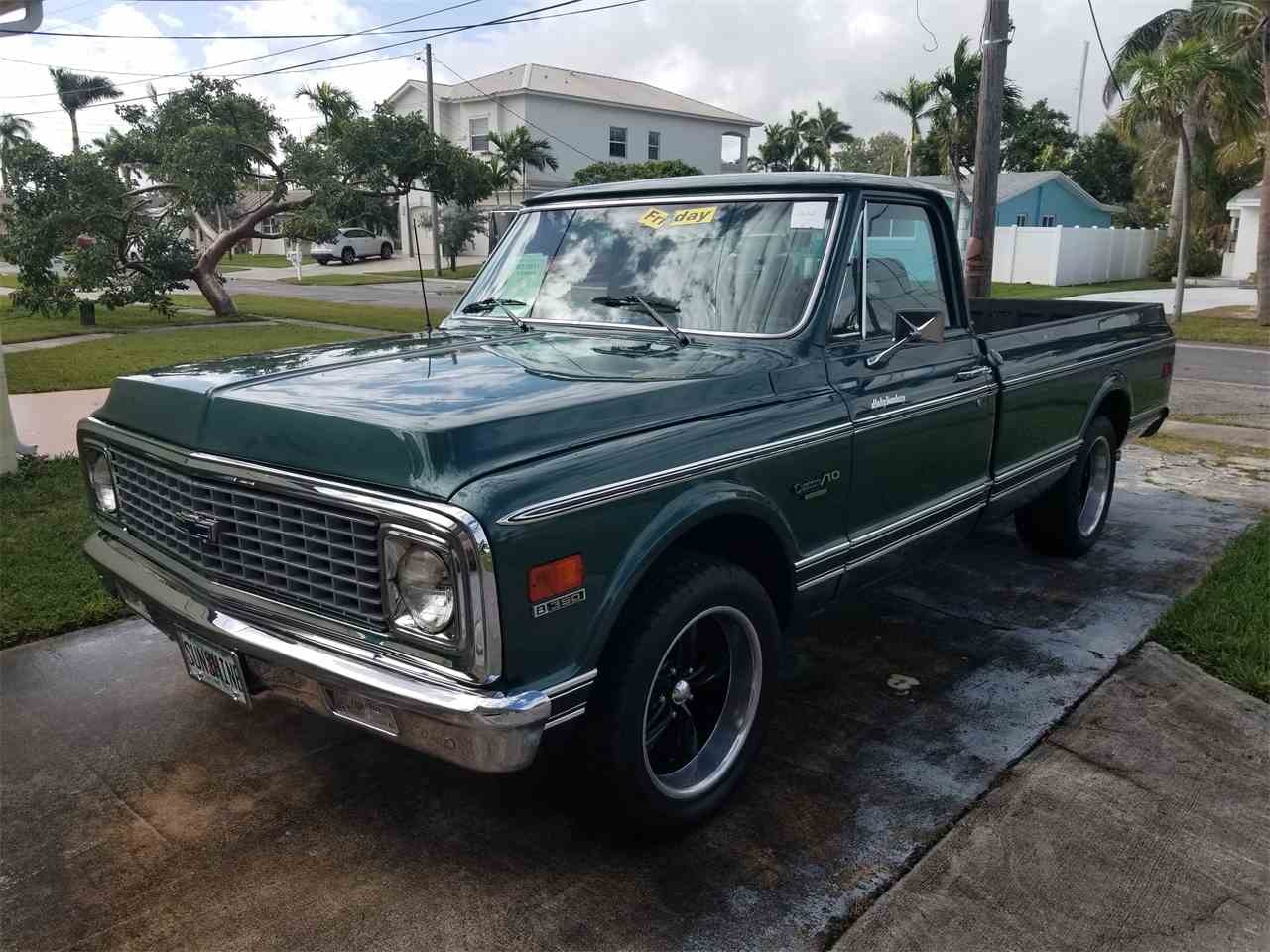 Large Picture of '72 C10 - MO3F