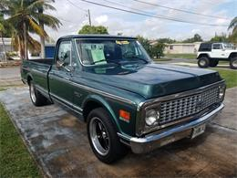 Picture of Classic 1972 C10 located in Lantana Florida Auction Vehicle - MO3F