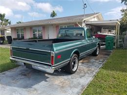 Picture of Classic '72 Chevrolet C10 located in Florida Auction Vehicle - MO3F