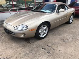 Picture of 1999 Jaguar XK8 Auction Vehicle Offered by Auction America - MO3G