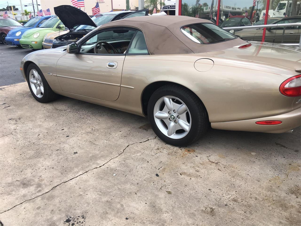 Large Picture of '99 XK8 located in Florida Auction Vehicle - MO3G