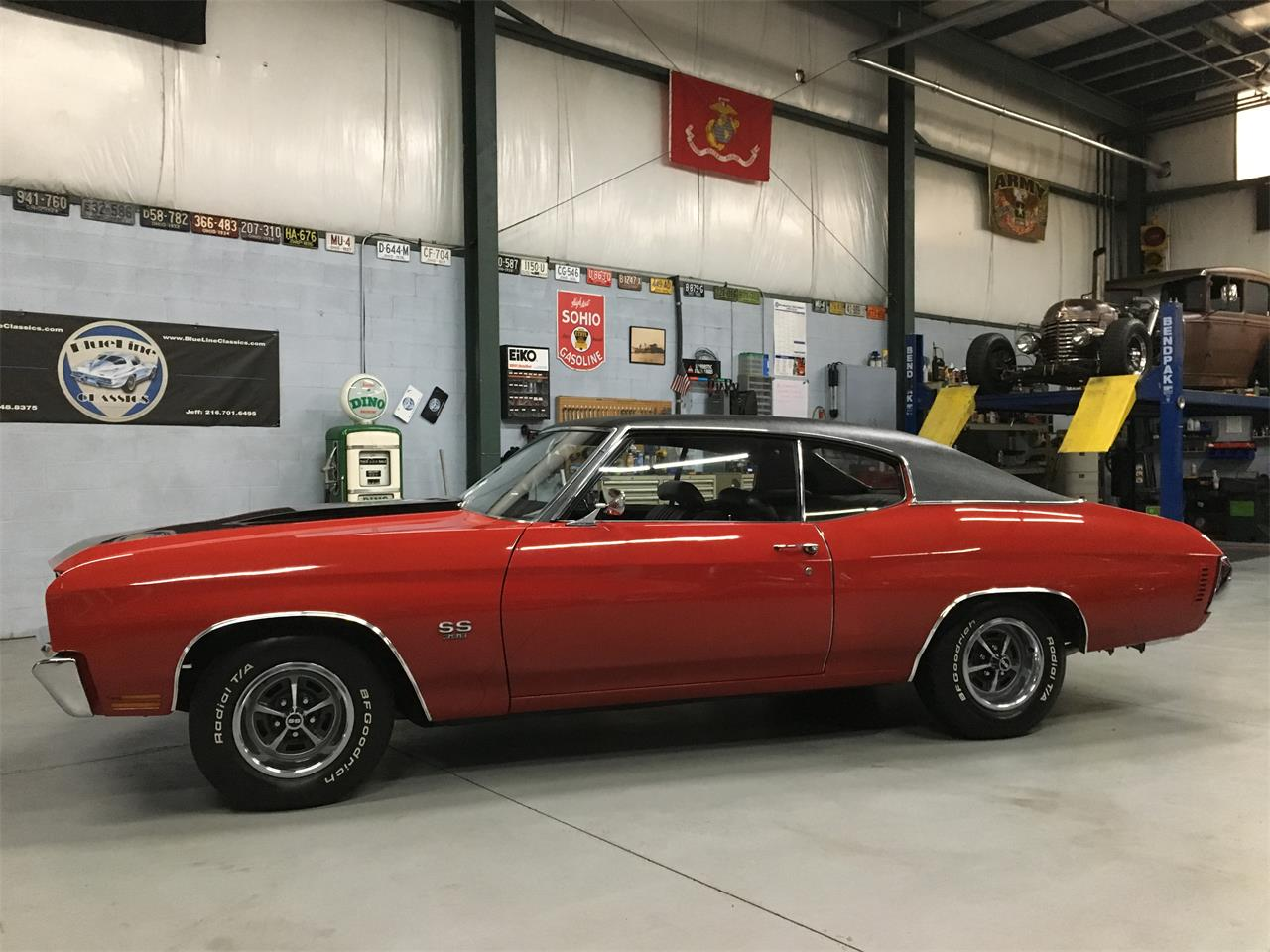 Large Picture of Classic '70 Chevrolet Chevelle SS - $54,900.00 - MO3N