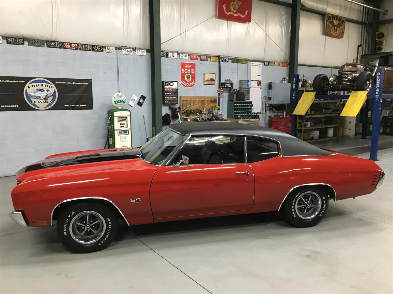 Large Picture of Classic 1970 Chevrolet Chevelle SS Offered by BlueLine Classics - MO3N