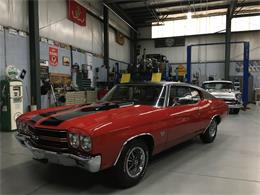 Picture of Classic '70 Chevrolet Chevelle SS located in North Royalton Ohio Offered by BlueLine Classics - MO3N