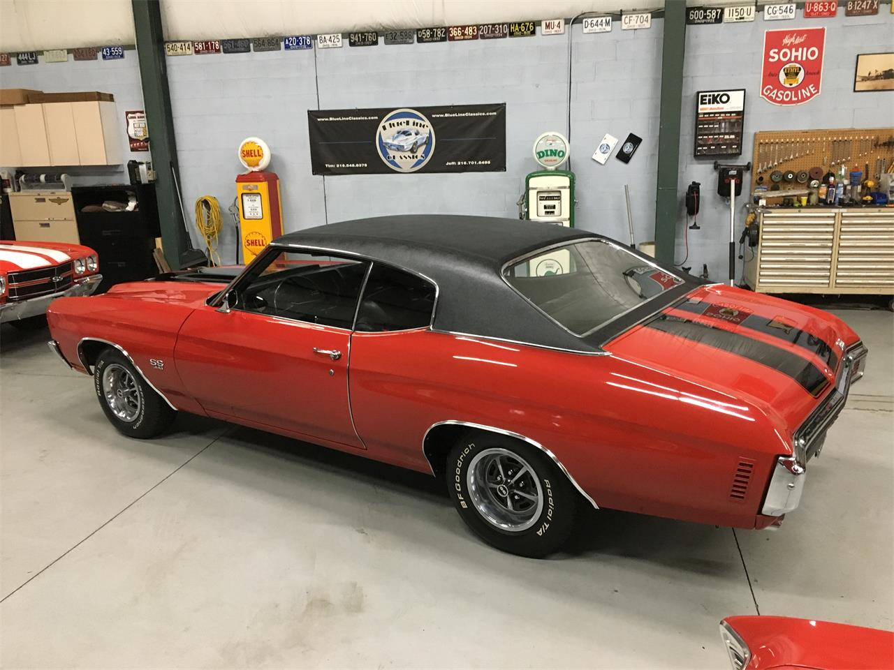 Large Picture of Classic '70 Chevelle SS located in North Royalton Ohio - $54,900.00 - MO3N